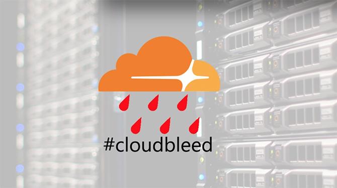Lỗ hổng Cloudbleed nguy hiểm thế nào?
