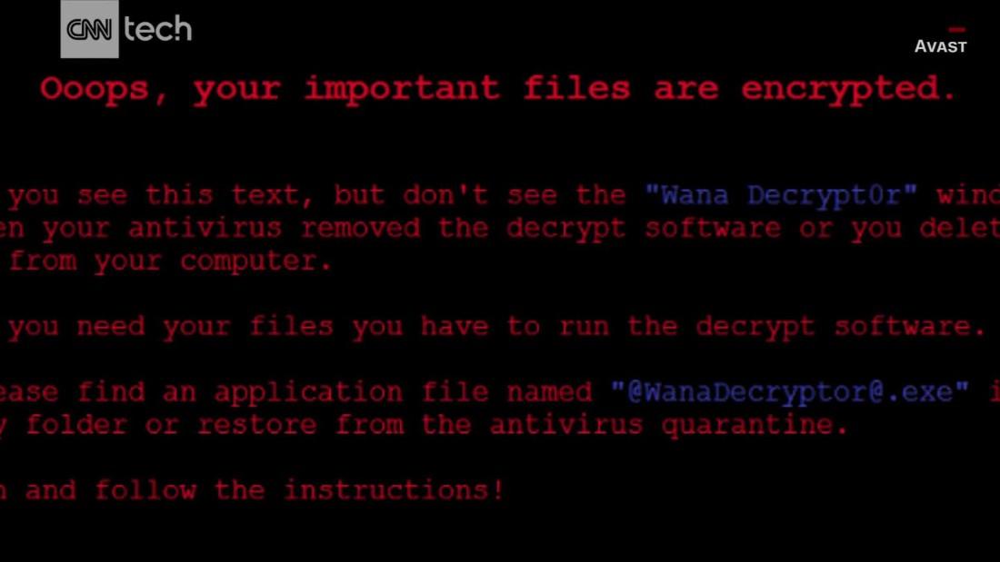 Virus Wanna Cry là gì? Cách diệt virus này thế nào? Ransomware là gì?
