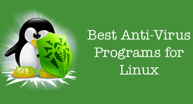 6 dịch vụ Antivirus miễn phí tốt nhất cho Linux 2017