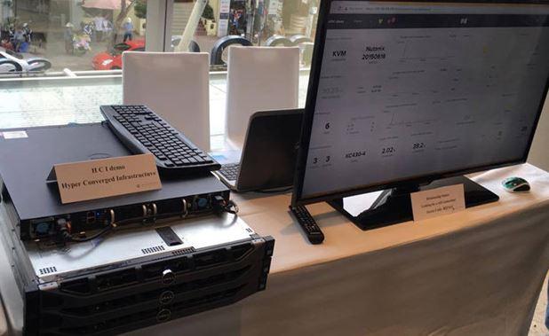 Viettel IDC giới thiệu giải pháp máy chủ ảo siêu hội tụ của VxRail và Dell EMC