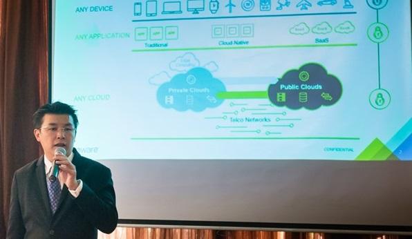 vFORUM 2017: VMware chia sẻ tầm nhìn chuyển đổi số doanh nghiệp
