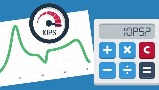 Hướng dẫn cách tính IOPS